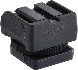 Sony 索尼 ADP-MAA 热鞋适配器,带自动挂机摄像头多接口配件,黑色