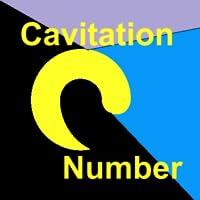 Cavitation Number Calculator