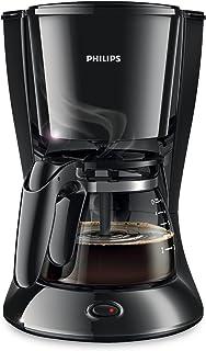 Philips 飞利浦 迷你过滤咖啡机 日常家用 21.8x19.8x29cm,黑色,标号