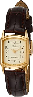 CITIZEN 西铁城 Q&Q 腕表 Falcon QA69-103 女士 文字盤色-ゴールド