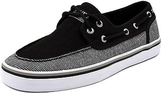 Nautica 男士 Spinnaker 系带船鞋,休闲乐福鞋,时尚运动鞋