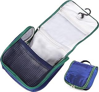 ASTRO 旅行袋 旅行用品 藏青色 洗涤用品收纳 带挂钩 504-05