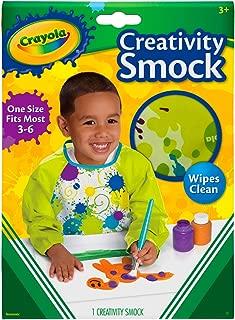 Crayola 藝術罩衫 Crayola Core Art Smock