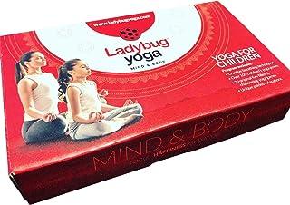 Ladybug Yoga | 家庭儿童瑜伽 | 在线项目 | 专为 3-14 岁儿童设计 | 终身存取代码