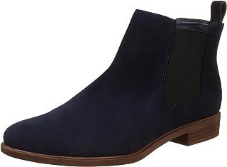 Clarks Damen Taylor Shine Chelsea Boots