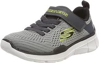 Skechers 斯凯奇 男童 Equalizer 3.0-Final Match 运动鞋 灰色/黑色