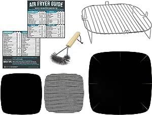架子、垫子、衬垫 Rack Bundle for Square Basket Large to XXL 43307-12417