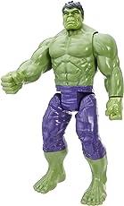 Marvel Avengers Titan Hero Series Hulk Gamma-Green Action Figure Hasbro Toy