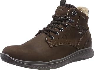 ARA 男士 Benjo 1124603 高帮运动鞋