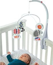 Manhattan Toy 曼哈顿玩具 维默尔弗格森 婴幼儿 Stim-Mobile旋转床铃