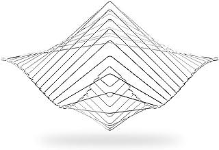 Ivan Black 的方形波浪,动感旋转器 银色