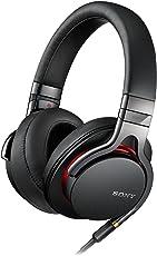 Sony/索尼 MDR-1A 头戴式HIFI耳机 (黑色)