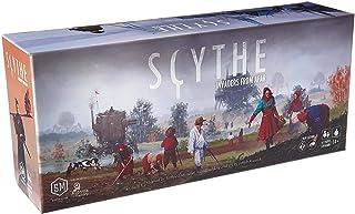 Stonemaier Games Scythe: Afar 棋盘游戏的入侵者