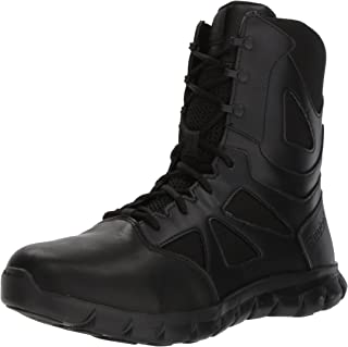 Reebok 男士 Sublite 缓震战术 RB8805 军靴