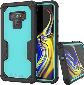 Punkcase Galaxy Note 9 防水手机壳 [*印章至尊系列] [超薄贴合] [IP68 认证] [防震] [防尘] 360 全机身装甲保护套兼容三星 Galaxy Note 9PUNKN9NSE0818 蓝*