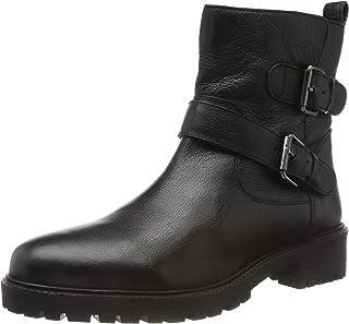 Geox 健乐士 女士 D Hoara G 骑行靴