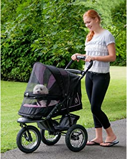 Pet Gear NV Pet Stroller 玫瑰 大