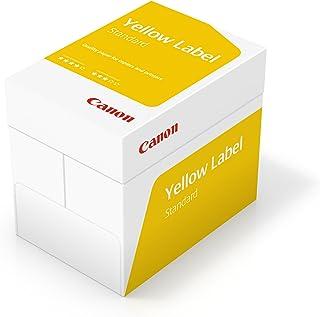 Canon 佳能 Yellow Label Standard White PEFC A3,80 克/平方米,5 x 500 件