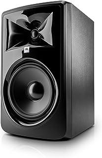 "JBL lsr3MKII 系列 音箱 黑色 8"" speaker"