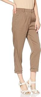 NATURAL BEAUTY BASIC 七分裤 袖扣上衣 女士