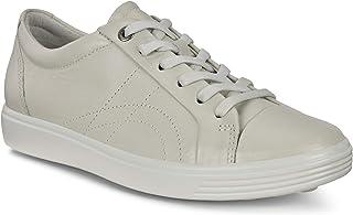 ECCO 爱步 女式 Soft 7 Stitch 系带运动鞋