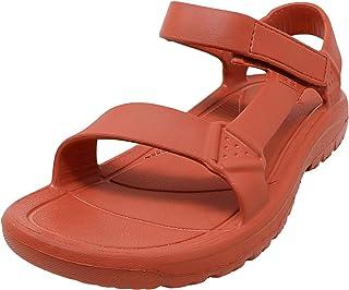 Teva 男士 Hurricane Drift Orange 及踝凉鞋 - 12 M 码
