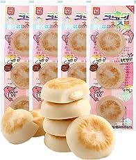客唻美 奶酪鳕鱼饼(虾味)36g*4(韩国进口)(亚马逊自营商品, 由供应商配送)