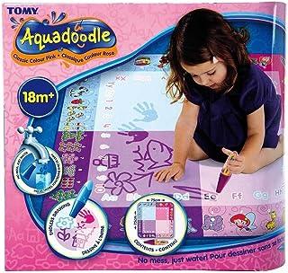 Tomy-Aquadoodle-t72371-地毯图-4, 4 rosige Farben