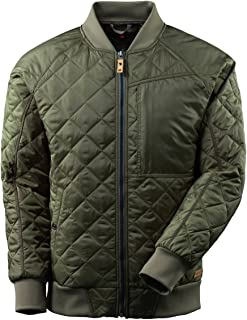 Mascot Thermo 夹克,带 Clima Scot Moss Green Large 17015-318-33-L