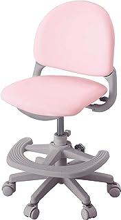 小泉成器 学习椅 浅粉色 W52×D45~54.5×H78.5~89.5cm SH43.5~54.5cm(外部尺寸) 小泉成器马甲贴合椅 浅粉色 CDY-661LP