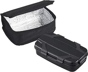 OSK 锁法 便当盒 附带保冷袋 BL-25HI
