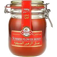 Bihophar 碧欧坊 精制夏花多花种蜂蜜天然无添加1000g(德国进口)