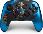 任天堂切换有线控制器 Wireless Nintendo Switch Controller Zelda Blue