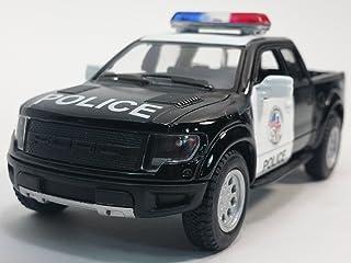 Kinsmart 2013 福特 F-150 SVT Raptor Supercrew 警察
