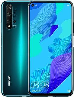 Huawei 华为 Nova 5T(128GB,8GB)6.2英寸液晶显示屏,麒麟 980,48MP 四摄像头,22.5W 快速充电,双 SIM GSM 解锁全球 4G LTE 国际型号 YAL-L21(*)