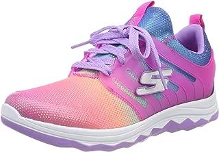 Skechers 斯凯奇 女童 Diamond Runner 运动鞋 玫瑰粉色