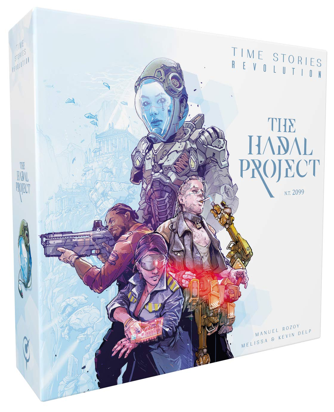 太空牛仔 ASMSCTS11EN TIME 故事革命:Hadal Project,混合颜色