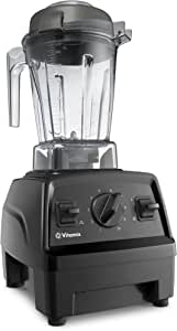 Vitamix E310 Explorian Blender 专业级容器,石灰色 黑色 Self-Cleaning 48 oz 613934-64068