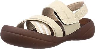 [RegettaCano] 凉鞋 CJLB1506 女士大脚灯 象牙白 24.0~24.5 cm 3E