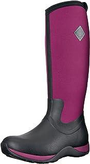muck Boots 女式北极探险印花女式雨靴