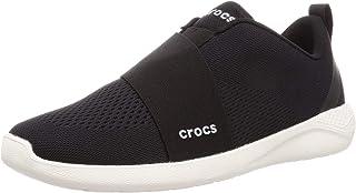 crocs 卡骆驰 男士 Literide 时尚一脚蹬 M 休闲鞋和运动服男士