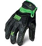 Ironclad EXO-MIG-03-M Motor Impact Gloves, Medium