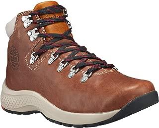 Timberland Flyroam Trail 皮革防水棕色靴子