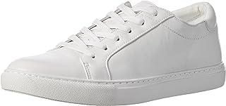 Kenneth Cole 明星博主同款女士Kam时尚小白鞋运动鞋