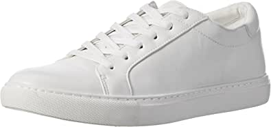 Kenneth Cole New York Women's Kam Fashion Sneaker White 5.5 M US