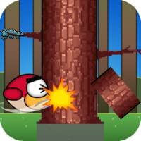 Timber Red Bird