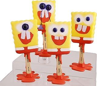 SpongeBob SquarePants、海绵、乙烯基收藏品,包括四种风格
