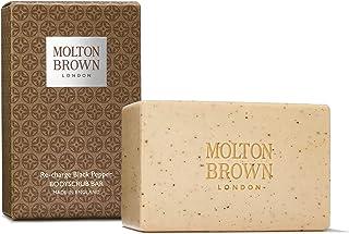 Molton Brown焕肤黑椒身体去角质香皂250g获奖明星皂