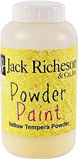 Jack Richeson Powder Paint 1# Yellow 03