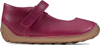 Clarks Tiny Mist 女童版胶底鞋 休闲鞋